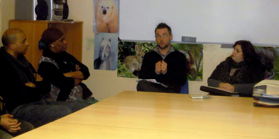 CSB, Centre social du Béguinage à Bruxelles: cours de français langue étrangère
