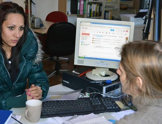 CSB, Centre social du Béguinage, Assistance sociale