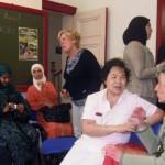 CSB - Centre social Béguinage, réunion de fin d'année