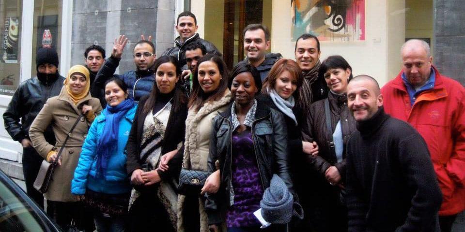 CSB - Centre social du Béguinage: Vie sociale