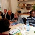 CSB - Centre social Béguinage, réunion de coordination