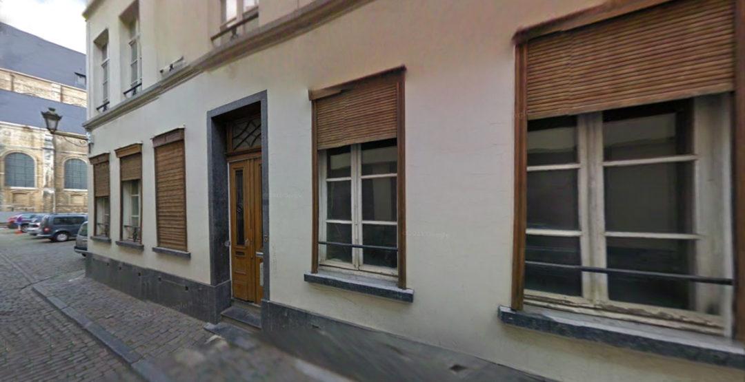 CSB, Centre social du Béguinage, rue du Béguinage - 1000 Bruxelles