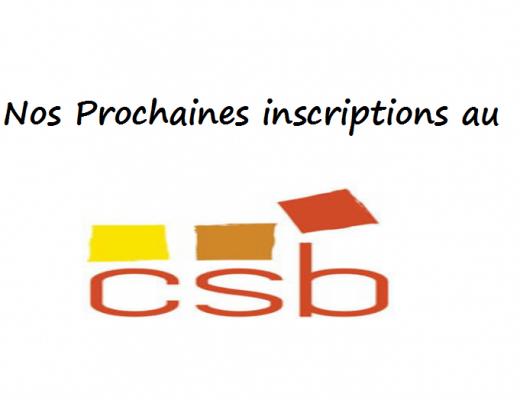 Inscriptions en janvier 2017 au Centre social du Béguinage